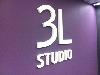 3L studio - plastic logo