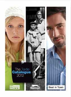 The Textile Catalogue 2012
